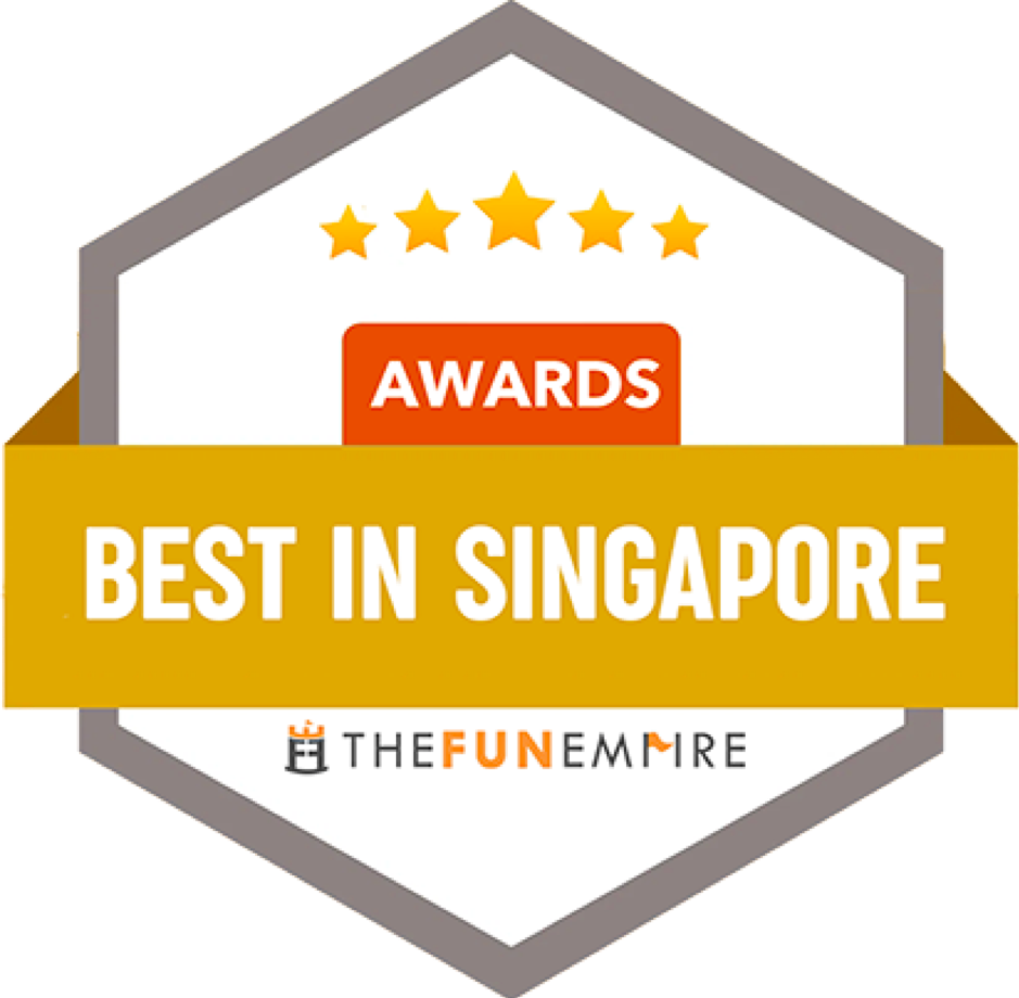 Best in Singapore by The Fun Empire